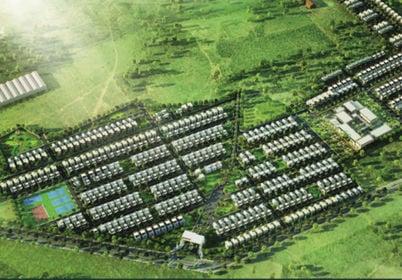 Villas in Whitefield Masterplan