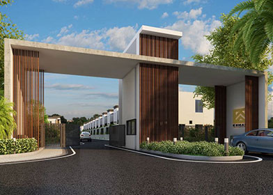 Kumari Builders - Villas in Whitefield Director
